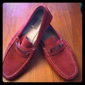 Calvin Klein shoes.